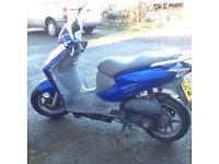 Spares/repairs Honda Dylan 125cc