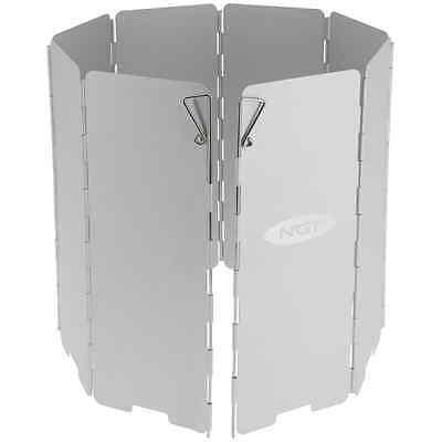 protección contra viento PARA COCINA CAMPING GAS el calor Plegable windfänger