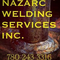 MOBILE WELDING AND SMALL SHOP SERVICES