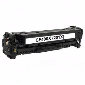 New HP CF 400X 401X 402X 403X BK/C/M/Y Toner Cartridges