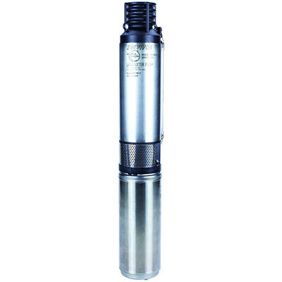 Lancaster Pump 2lpt5007-2 - 12 Hp 10 Gpm Deep Well Submersible Pump 2-wire ...