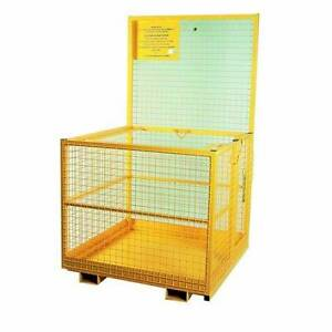 Welded Forklift Saftey Cage - AS2359-1 Compliant. Dandenong South Greater Dandenong Preview