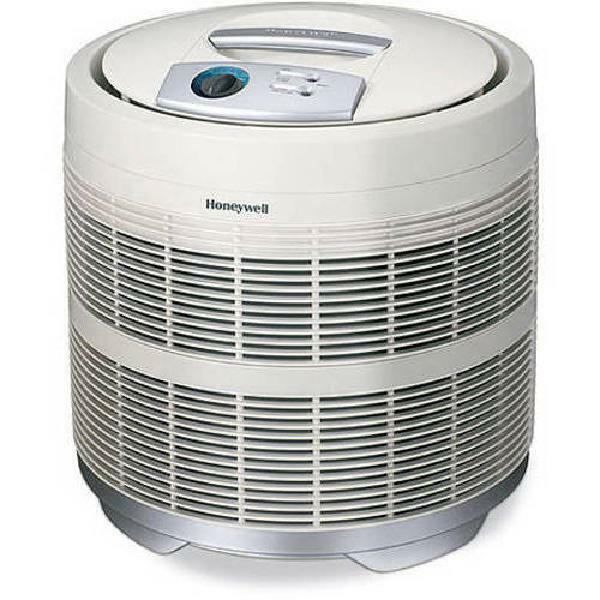 Honeywell True HEPA Air Purifier/Odor Reducer, 50250-S, Whit