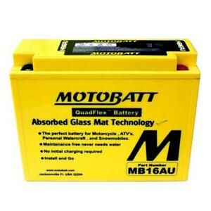 Motobatt Battery For Ducati 900 Super Light, 916 996, Monster 600 750 900, ST2 ST4
