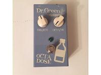 Dr Green Octa Dose Octave Pedal