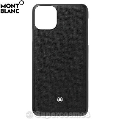 NEW Montblanc Sartorial Hard Phone Cover Case 127056 for Apple iPhone 11 Pro Max