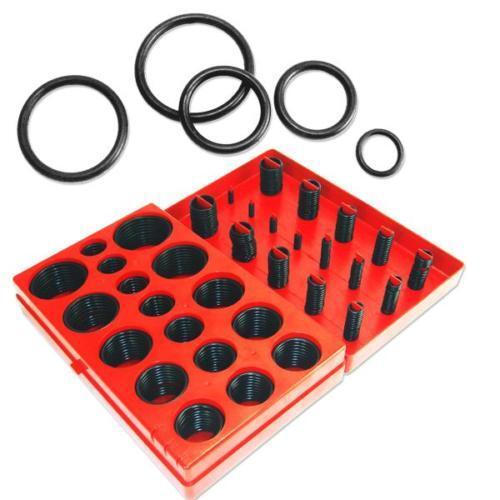 407pc Universal O-Ring Assortment Kit - SAE
