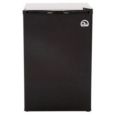 Igloo 4.5 cu ft. Refrigerator and Freezer Compact Mini Fridge Office Dorm Black