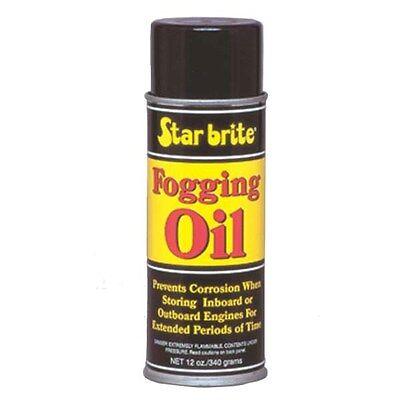 Starbrite 84812 Engine Fogging Oil Aerosol 12oz - Engine Fogging Oil