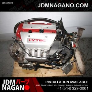 JDM 02-05 K20A TYPE R ENGINE & 6 SPEED LSD Transmission, HONDA C
