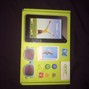 """ACER TABLET IN THE BOX 7"""""""