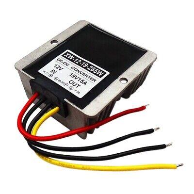 Dc 12v9v-18v Step Up To Dc 19v 15a 285w Power Supply Converter Regulator Ex