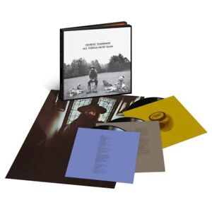 George Harrison Sealed Vinyl - All Things Must Pass