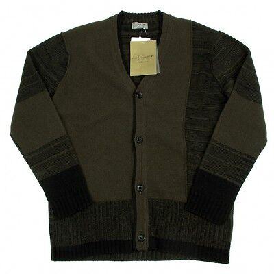 Yohji Yamamoto POUR HOMME Cardigan Size 3(K-46463)