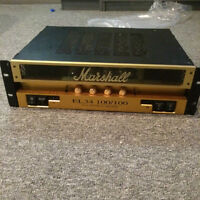 MARSHALL Power Amp EL 34 100 / 100