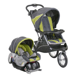 Baby Trend Expedition ELX Jogging System ( Stroller + Car Seat)