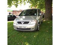 1.7 CDTI Vauxhall Meriva Design