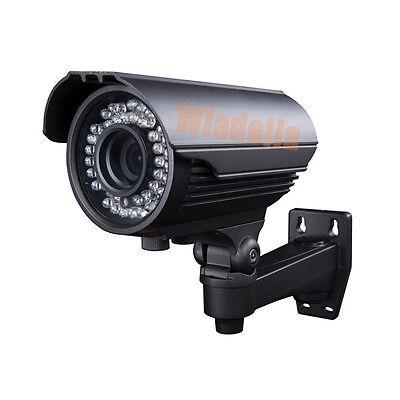Video Kamera mit Zoom 2,8- 12mm AHD  Nachtsicht  2,1 MP 1080P