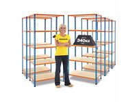 Storage Shelving Shelf Racking Unit x1
