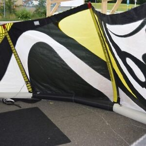 Used 2012 RRD Obsession Pro 12m Kite with Bar