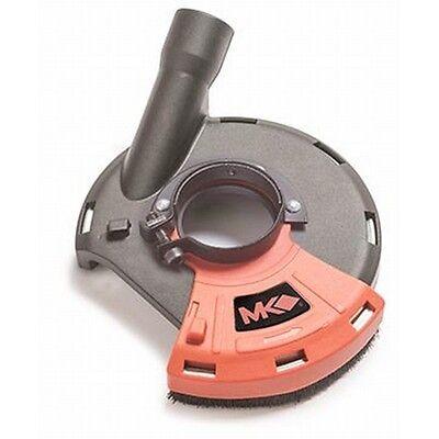 MK Diamond Concrete Grinder Vacuum Shroud 5-inch w/Hinge