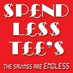 Spend Less Tee's