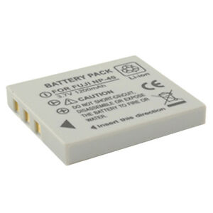 NP-40 NP-40n Battery For Fujifilm FinePix Z3 Z1 F470