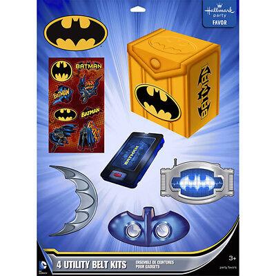 Batman Utility Belt Party Favor - Batman Utility Belts