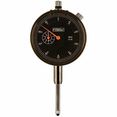 Fowler 52-520-109-0 0-1 0-100 Economy Agd Bf Dial Indicator
