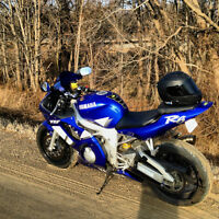 Yamaha  R6   $3400 OBO will trade for Dirtbikes and SuperMotos
