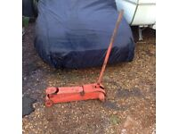 Bradbury Jackette, Hydraulic Trolley Jack