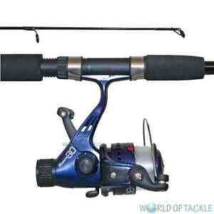 Travel rod and reel 7ft 2 piece for coarse fishing for Compact fishing rod