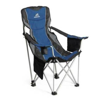 Mammoth High Back Chairs Blue