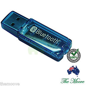 USB Bluetooth 2.0 EDR Dongle Wireless PC Adapter Coverage up to 100M for Desktop