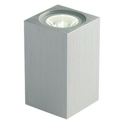 Collingwood Lighting MC020 S WW Up/Down Mini Cube LED Wall Light Warm White