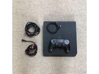 Slim PS4 500GB Black