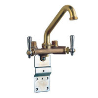 New Delta laundry room faucets