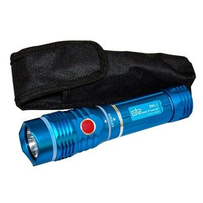 Sensible Products # DWL-1 Blue Dual Worklight / LED Flash Light - Case of 8