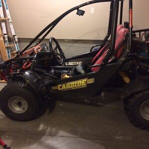 Carbide/Quantum 7150 dune buggy