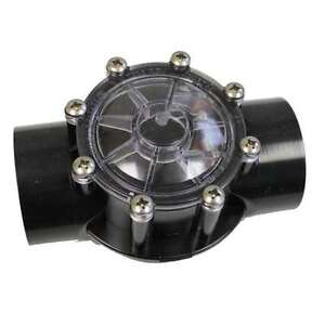 Jandy 180 degrees pool spa plumbing swing check valve 2 for 180 degrees salon dubai