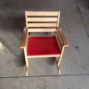Kids rocking chair  Oakville / Halton Region Toronto (GTA) image 1