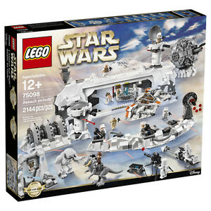 LEGO STAR WARS #75098, Assault on Hoth™ (RETIRED)