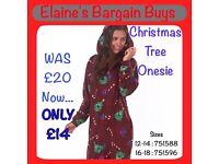 Snuggle into our Fab Christmas Onesies 😊