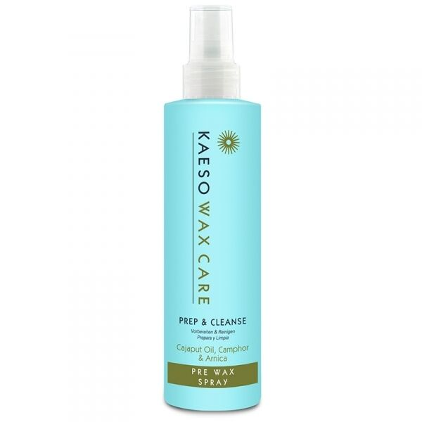Kaeso Prep & Cleanse Pre Wax Spray 495ml (Official Stockist) Genuine Products