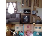 Static caravan for sale at Presthaven Beach Resort (Haven N Wales) Includes transfer fee in price!