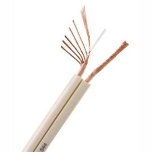 50 ft. Monster XP 16AWG High Performance Speaker Wire - 2 Conductor - Navajo White - XPNW MS