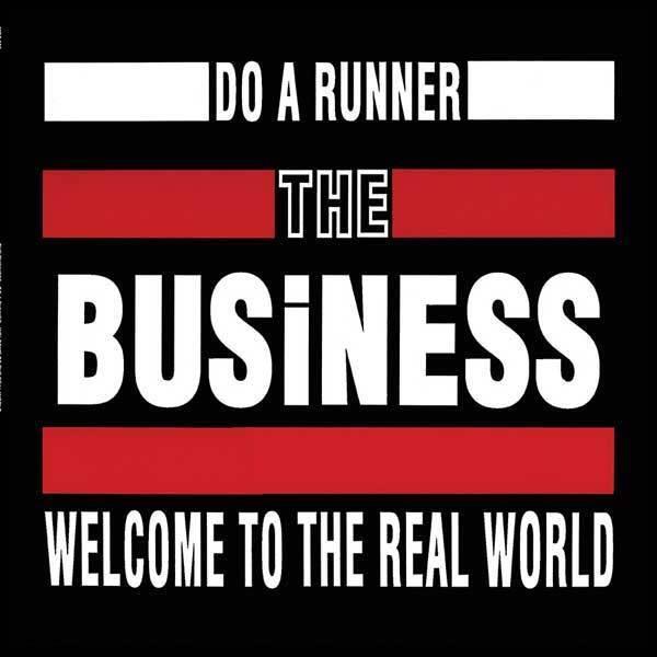 THE BUSINESS DO A RUNNER EP (black vinyl)