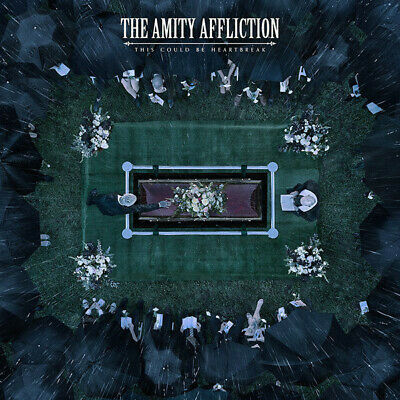 The Amity Affliction - This Could Be Heartbreak LP Vinyl Album METALCORE RECORD