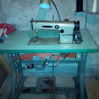 Commercial industriel dans chaudi re appalaches acheter for Machine a coudre omega