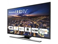 samsung ue48ju6400 48'' 4k UHD tv ,as new ! PRICE STANDS ! swap for xbox onex or ps4 pro with games